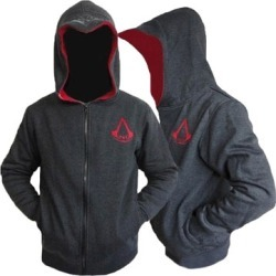 Inspired By Assassin's Creed Hoodie found on Bargain Bro India from Milanoo.com Ltd for $32.99