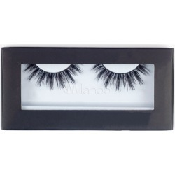 Black False Eyelashes Women Layered Thickening Natural Eyelash Extension