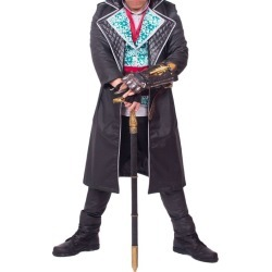 Inspired By Assassin's Creed Syndicate Halloween Jacob Frye Cosplay Costume found on Bargain Bro Philippines from Milanoo.com Ltd for $276.99