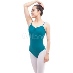 Ballet Dance Costumes Atrovirens Strappy Sleeveless Slim Fit Ballerina Leotards found on Bargain Bro India from Milanoo.com Ltd for $35.99
