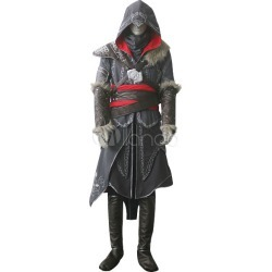 Inspired By Assassin's Creed Revelations Desmond Miles Halloween Cosplay Costume Halloween found on Bargain Bro India from Milanoo.com Ltd for $235.99