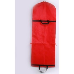 Red garment bag Wedding Dustproof Polyester dress Bag found on Bargain Bro Philippines from Milanoo.com Ltd for $7.99
