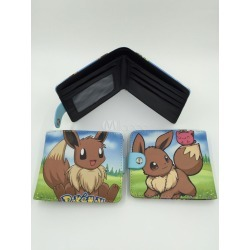 Pokemon Go Pokemonster Eeveelution Anime Wallet Halloween