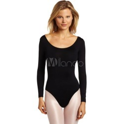 Ballet Dance Costume Shaping Spandex Teddies for Women found on Bargain Bro India from Milanoo.com Ltd for $27.99