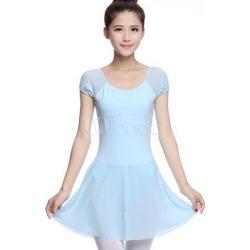 Ballet Dance Costumes Light Sky Blue Ballerina Costume found on Bargain Bro Philippines from Milanoo.com Ltd for $41.99