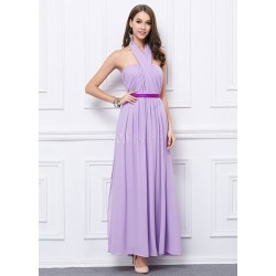 Convertiable Chiffon Bridesmaid Dress found on MODAPINS from Milanoo.com Ltd for USD $84.99