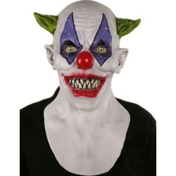 Halloween Costume Unisex Flesh Latex Hood