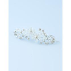 Metal Rhinestone Hair Jewelry for Wedding