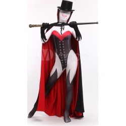 Suit Halloween Lycra Spandex Demon Costume