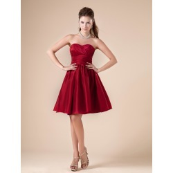 Knee Length Bridesmaid Dress found on MODAPINS from Milanoo.com Ltd for USD $87.99