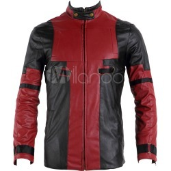 Deadpool Halloween Cosplay Jakect Wade Winston Wilson Marvel's Comics Cosplay Costume Halloween found on Bargain Bro India from Milanoo.com Ltd for $110.99