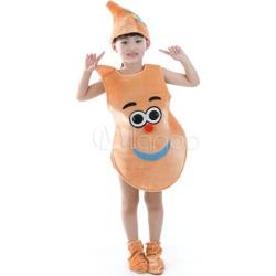 Halloween Food Costume Peanut Kid Cosplay Costume