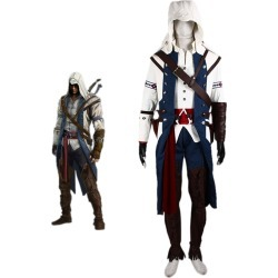 Inspired By Assassin's Creed Halloween Cosplay Costume found on Bargain Bro India from Milanoo.com Ltd for $299.99