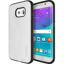 Incipio Octane Co-Molded Impact Absorbing Case For Galaxy S6 edge - Frost Black found on Bargain Bro Philippines from Mobileciti for $9.94
