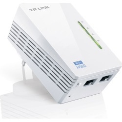 TP-LINK TL-WPA4220 Wifi Powerline Extender 300Mbps found on Bargain Bro India from Mobileciti for $61.82