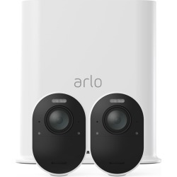 Netgear Arlo Ultra 4K UHD Security System VMS5240 - 2 Cameras found on Bargain Bro India from Mobileciti for $684.76