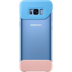 Samsung Galaxy S8+ 2 Piece Back Cover - Blue found on Bargain Bro India from Mobileciti for $7.06