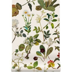 House of Hackney Herbarium Wallpaper - Ecru