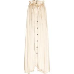 Ann Demeulemeester Belted Satin Maxi Skirt found on MODAPINS from Moda Operandi for USD $498.00