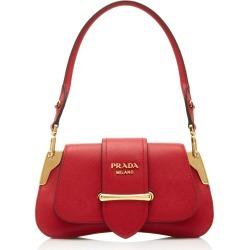 Prada Mini Sidonie Leather Shoulder Bag found on MODAPINS from Moda Operandi for USD $2485.00
