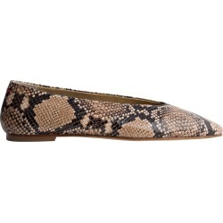 Aeyde Betty Embossed Flats found on MODAPINS from Moda Operandi for USD $290.00