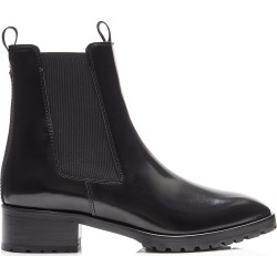 Aeyde Karlo Leather Ankle Boots found on MODAPINS from Moda Operandi for USD $365.00