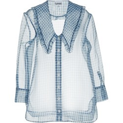 Ganni Organza Shirt found on Bargain Bro Philippines from Moda Operandi for $285.00
