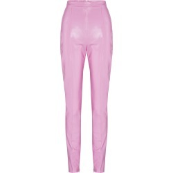 Alex Perry James High-Waist Vinyl Pants found on MODAPINS from Moda Operandi for USD $500.00