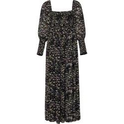 Ganni Floral-Print Georgette Maxi Dress found on Bargain Bro Philippines from Moda Operandi for $118.00