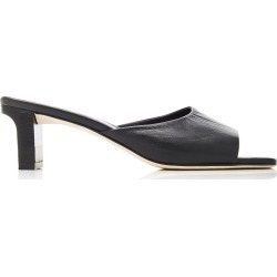 Aeyde Katti Leather Sandals found on MODAPINS from Moda Operandi for USD $255.00