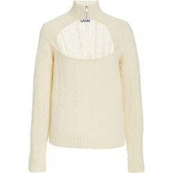 Ganni Alpaca Knit Blouse found on Bargain Bro Philippines from Moda Operandi for $285.00