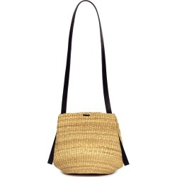 Inès Bressand Straw Crossbody Bag found on MODAPINS from Moda Operandi for USD $305.00