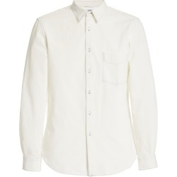Aspesi Comma Denim Shirt found on MODAPINS from Moda Operandi for USD $130.00