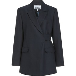 Ganni Wool Suiting Jacket found on Bargain Bro Philippines from Moda Operandi for $545.00