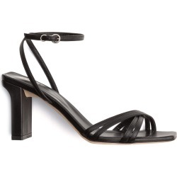 Aeyde Annabella Leather Sandals found on MODAPINS from Moda Operandi for USD $163.00
