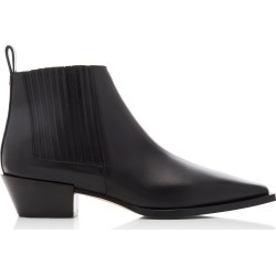 Aeyde Bea Calf Leather Boots found on MODAPINS from Moda Operandi for USD $231.00