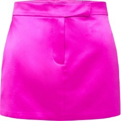 Alex Perry Jacks Cotton-Silk Mini Skirt found on MODAPINS from Moda Operandi for USD $950.00