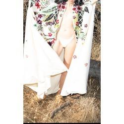 Valentino Crochet Cotton Bikini Set found on Bargain Bro Philippines from Moda Operandi for $890.00