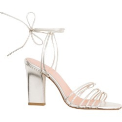 Aeyde Daisy Leather Sandals found on MODAPINS from Moda Operandi for USD $325.00