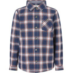 Check Shirt in Pure Cotton Blue found on Bargain Bro UK from Monsoon
