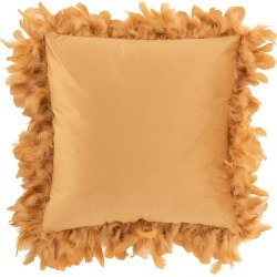 Monsoon Feather Trim Square Cushion found on Bargain Bro UK from Monsoon