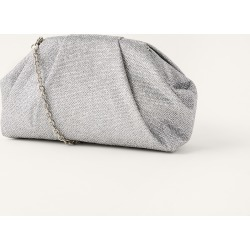 Monsoon Glitter Occasion Clutch Bag, in Size: One Size found on Bargain Bro UK from Monsoon