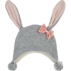 Baby Ellie Floppy Bunny Ears Nepal Grey found on Bargain Bro UK from Monsoon