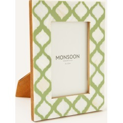 Monsoon Mother of Pearl Geo Photo Frame found on Bargain Bro UK from Monsoon