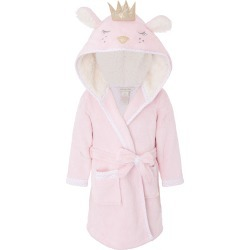 Baby Princess Bear Robe Pink found on Bargain Bro UK from Monsoon