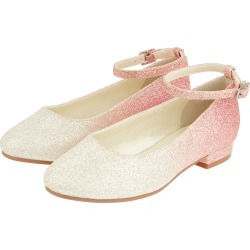 Monsoon Ombre Glitter Shoes Pink found on Bargain Bro UK from Monsoon