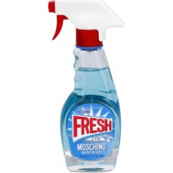 Moschino Fresh Couture 50 Ml Eau De Toilette Woman Blue Size Unica found on Bargain Bro India from Moschino for $62.00