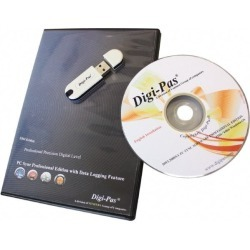 Digi-Pas Level Software Use With DWL2000XY