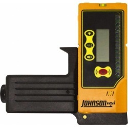 Johnson Level & Tool Laser Level (3) AAA Batteries, Laser Detecto
