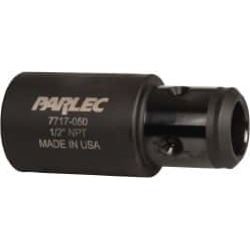 Parlec 1/2 Pipe Inch Tap, Series Numertap 770, Tapping Adapter 0.